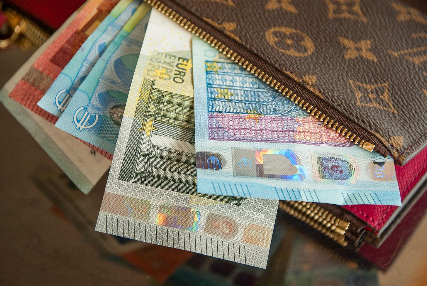 In Verona betaal je met de euro