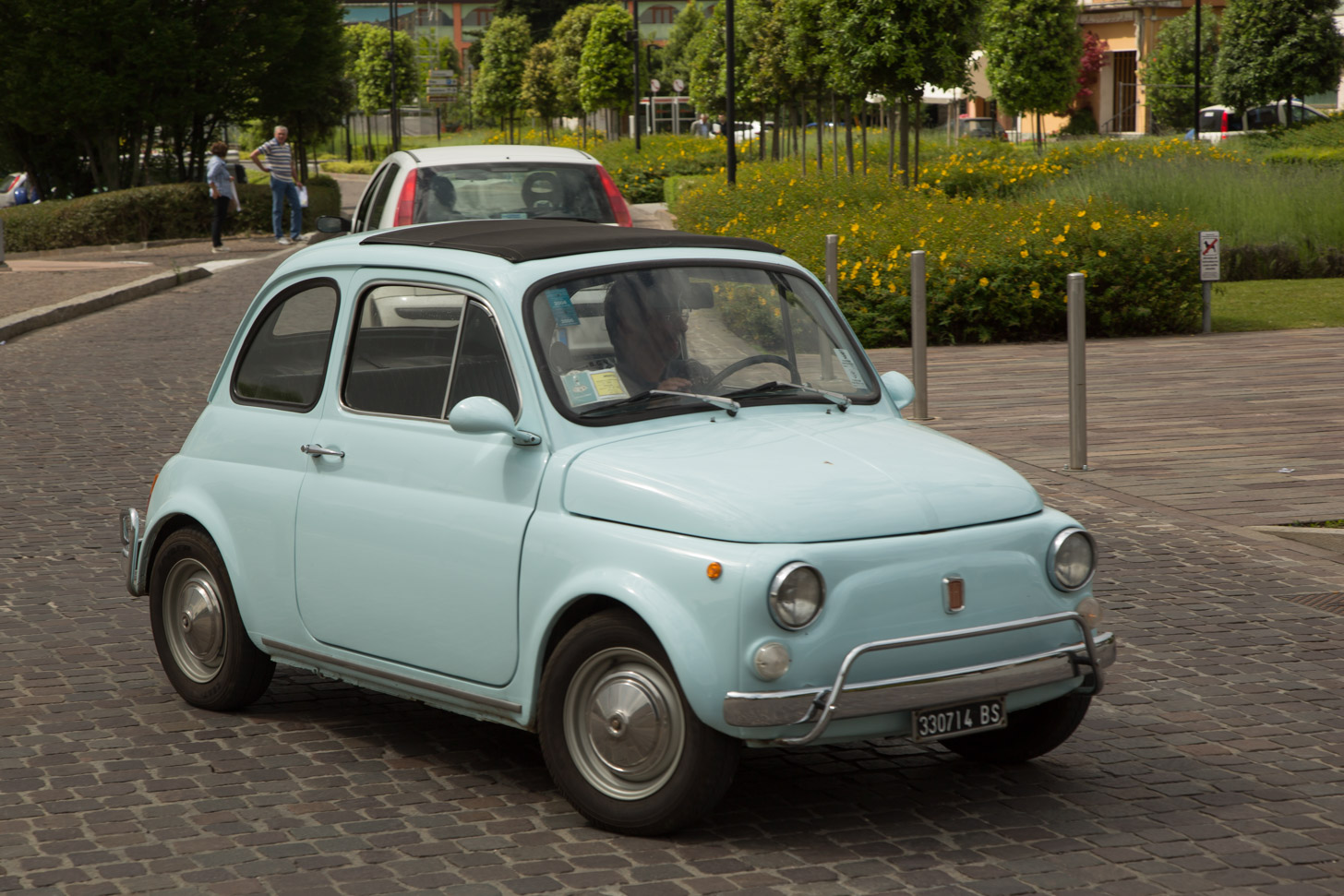 Met de auto naar Verona reizen