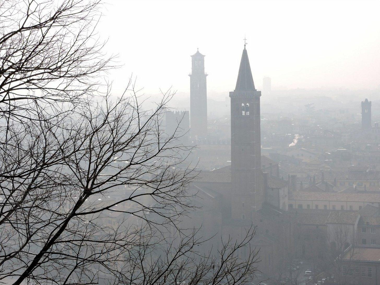 Winter in Verona