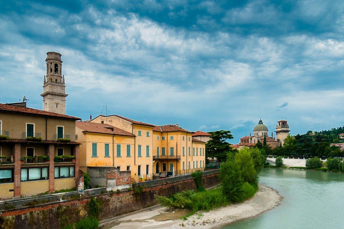 Najaar in Verona